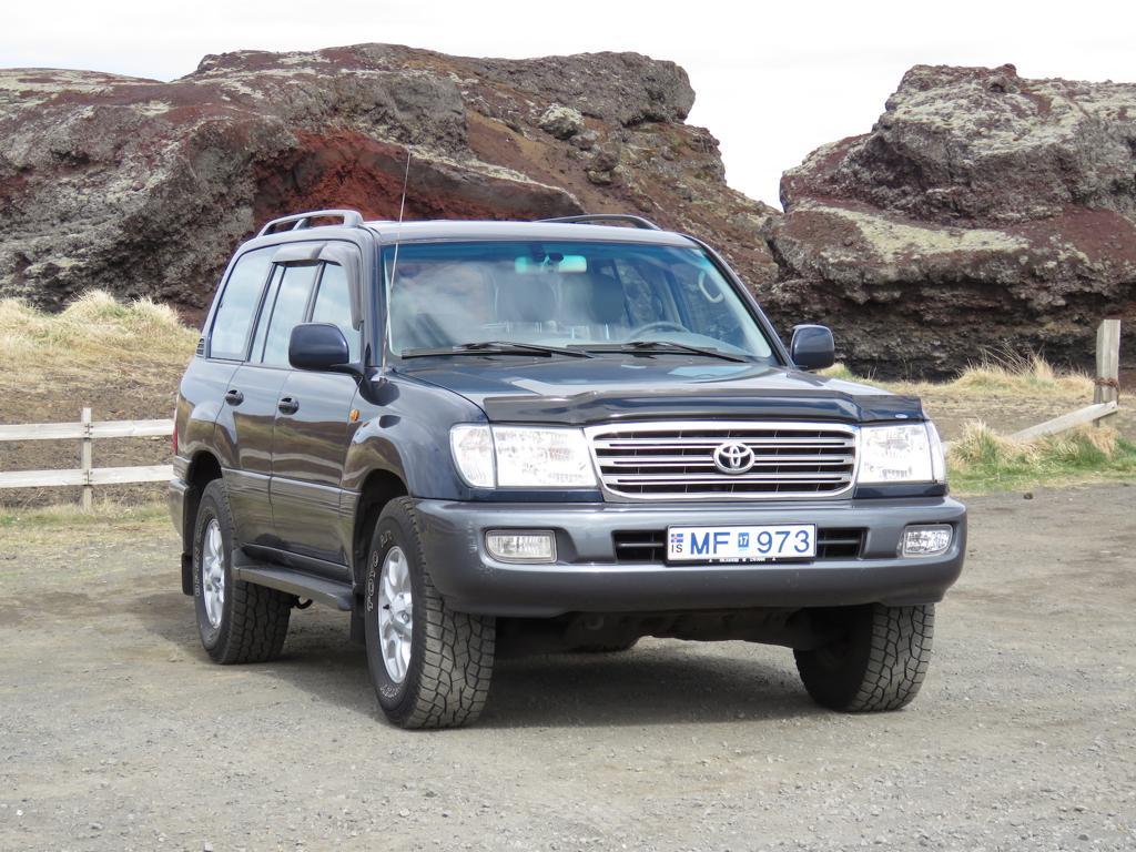 Peer Car Rental Iceland
